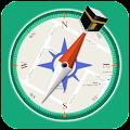 APK App Qibla Compass - Prayer Times, Hijri, Kalma, Azan for BB, BlackBerry
