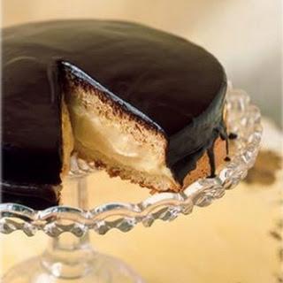 Boston Cream Cake Custard Recipes