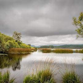Loch Stroan by James Johnstone - Landscapes Waterscapes ( water, waterscape, stroan, loch, landscape )
