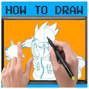 App Tutorial How To Draw Naruto APK for Kindle