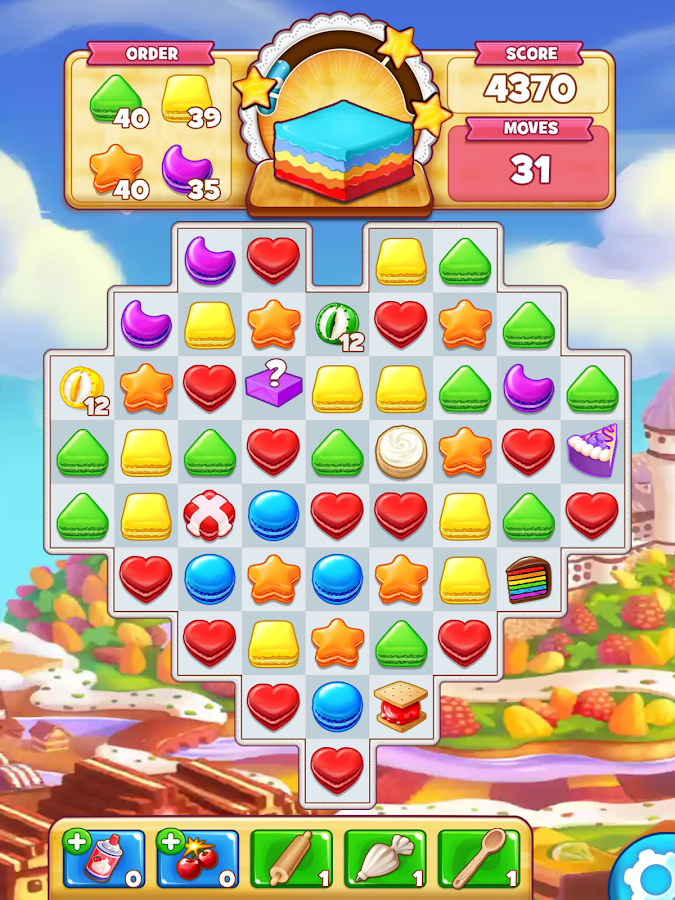 Cookie Jam Screenshot 11