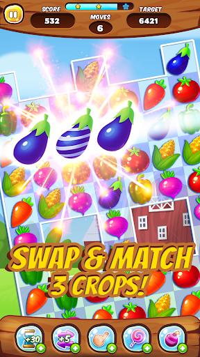 Farm Smash Match 3 screenshot 3