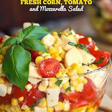 Zucchini, Tomato, and Corn Salad Recipe | Yummly