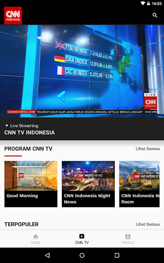 CNN Indonesia - Latest News screenshot 8