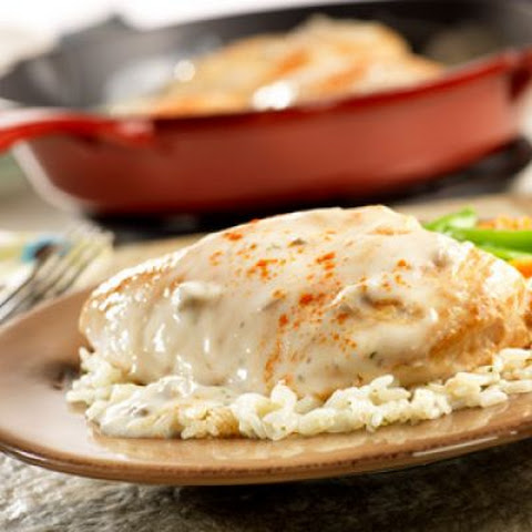 Creamy Ranch Chicken & Rice