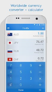 FEX FindEx Currency - screenshot