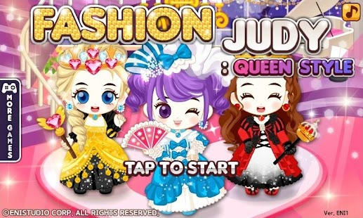Game Fashion Judy Queen Style Apk For Windows Phone