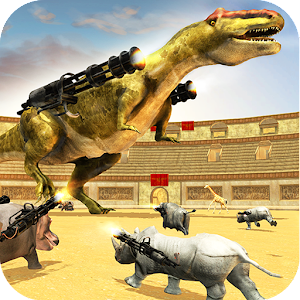 Dinosaur Counter Attack For PC (Windows & MAC)