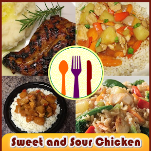 Sweet and Sour Chicken Dishes - screenshot