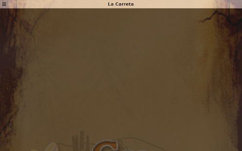 La Carreta Mexican Restaurant - screenshot
