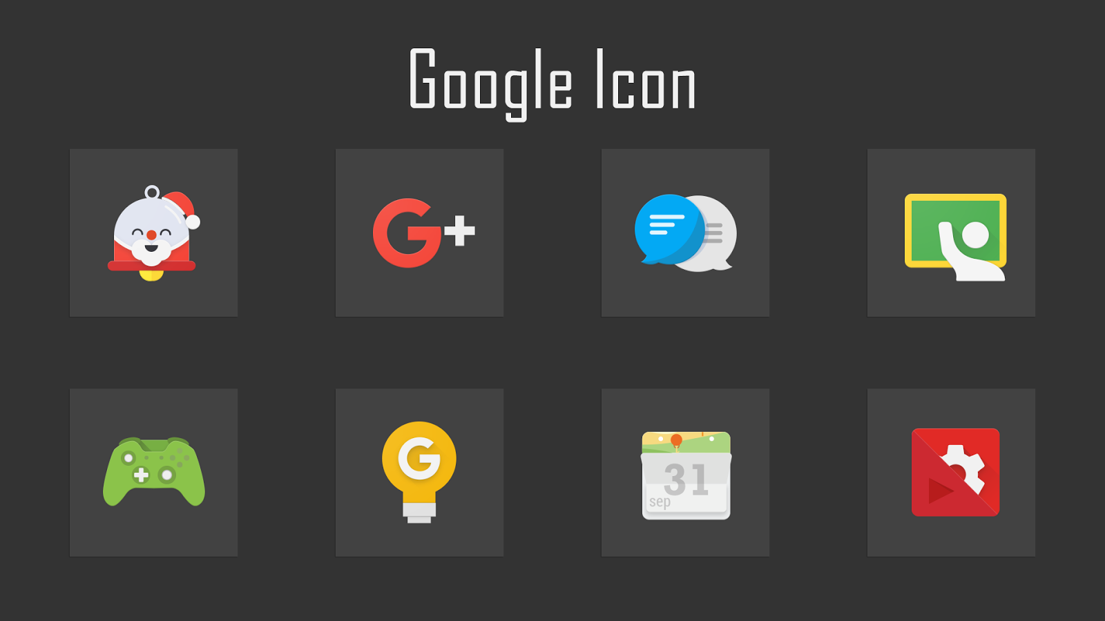 Fabulous - Icon Pack Screenshot 0