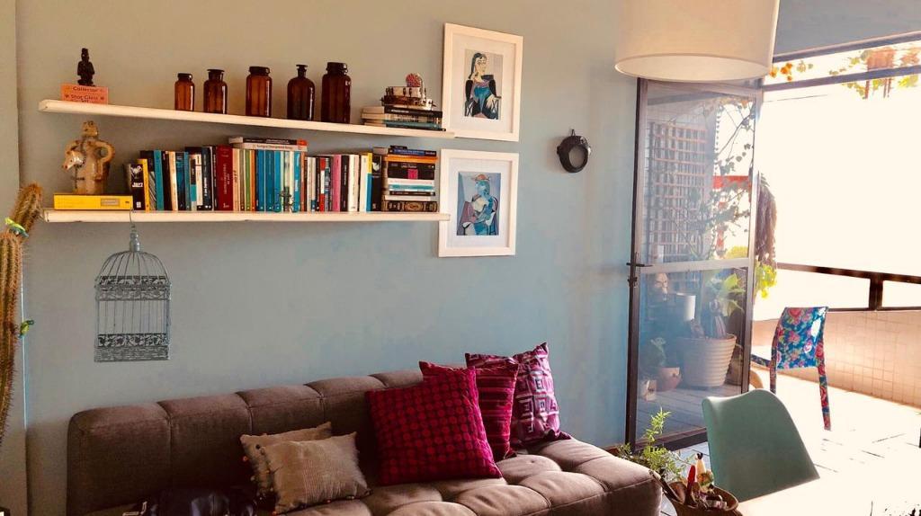 Apartamento com 3 dormitórios à venda, 136 m² por R$ 420.000 - Bessa - João Pessoa/PB