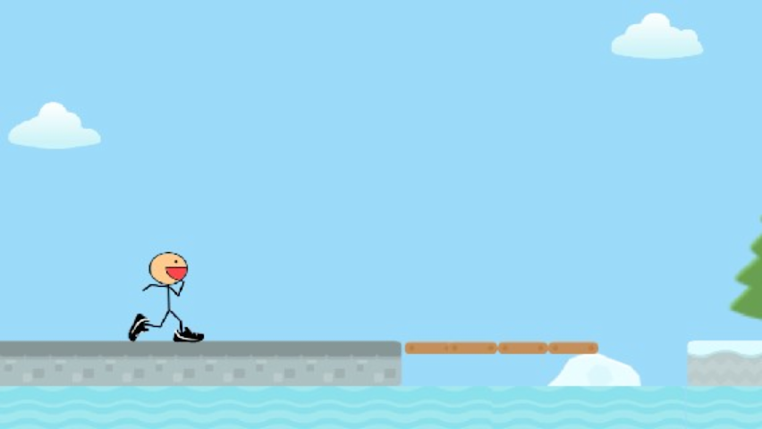 android Sticky Run Screenshot 1