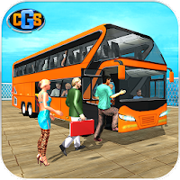 Coach Bus Simulator 2018  mobile Bus driving on PC / Windows 7.8.10 & MAC