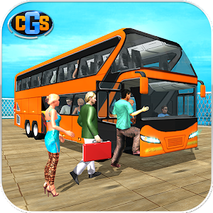 Coach Bus Simulator 2018 - mobile Bus driving the best app – Try on PC Now