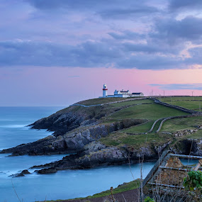 Galley Head by Jirka Vráblík - Landscapes Sunsets & Sunrises ( seascape, galley head, ireland )