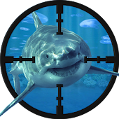 Underwater Whale Shark Sniper Hunter 3D APK for Bluestacks