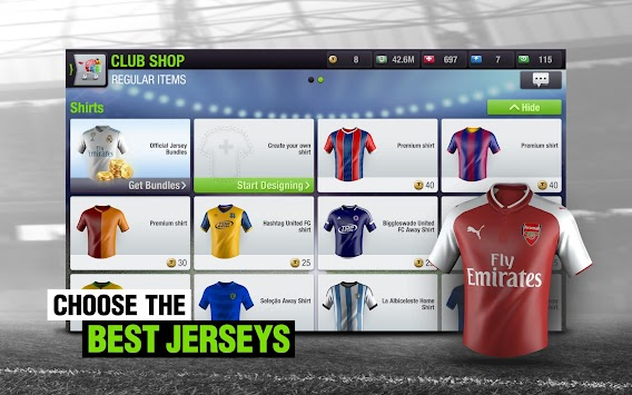 Top Eleven - Football Manager APK screenshot thumbnail 19