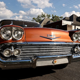 Impala by Jackie T. - Transportation Automobiles ( car, 1958, impala, auto, chevy, classic )