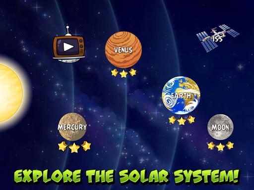 Angry Birds Space screenshot 11