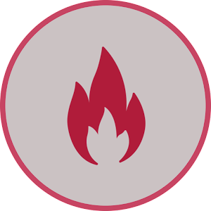 Red Fire Icon Pack