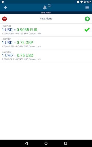 XE Currency Pro - screenshot