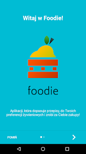 Foodie App - screenshot