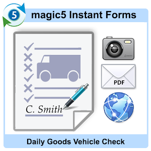 Daily Goods Vehicle Check
