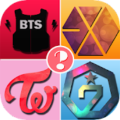 Game Kpop Quiz Guess The Logo APK for Kindle