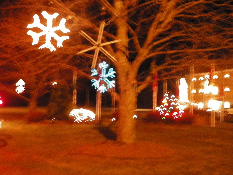 Lasalette shrine in nh by Stephen Deckk - Public Holidays Christmas