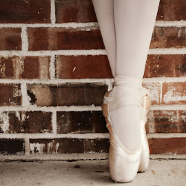 Ballet Shoes by Abbey Mesich - Artistic Objects Clothing & Accessories