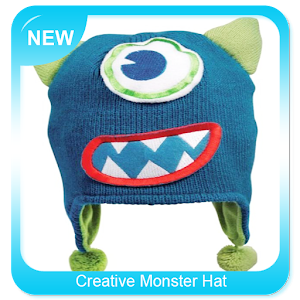 Creative Monster Hat for PC-Windows 7,8,10 and Mac