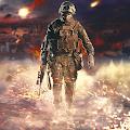 Zombie Combat: Trigger Call 3D APK for Bluestacks