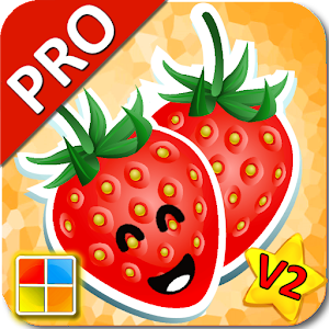 Fruits Flashcards V2 PRO