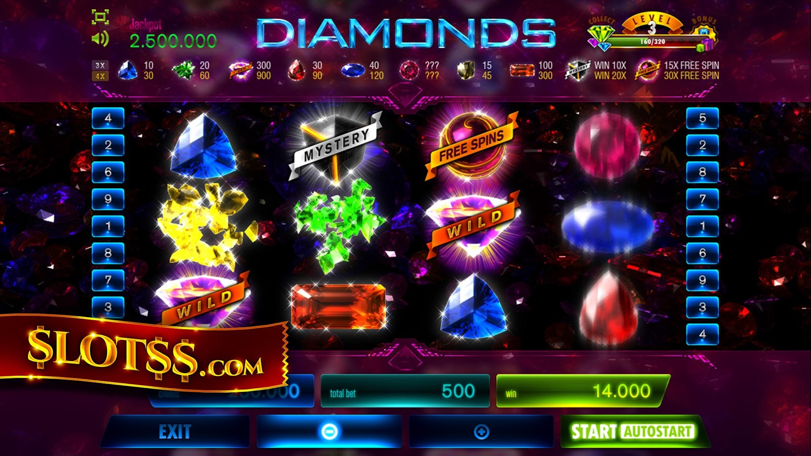 SLOTSS™ Screenshot 4