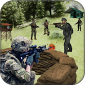 Download Android Game Combat Army Commando Fight for Samsung
