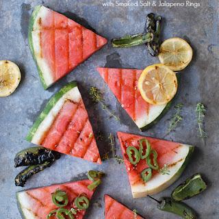 Smoked Watermelon Recipes