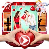 Free Love Video Maker with Music APK for Windows 8