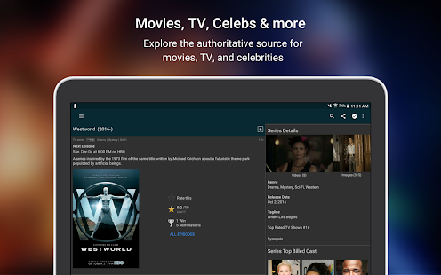 IMDb Filme & TV Screenshot