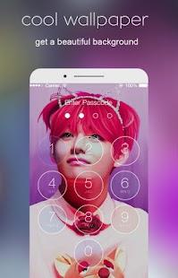 App Kpop HD Lock Screen APK for Windows Phone