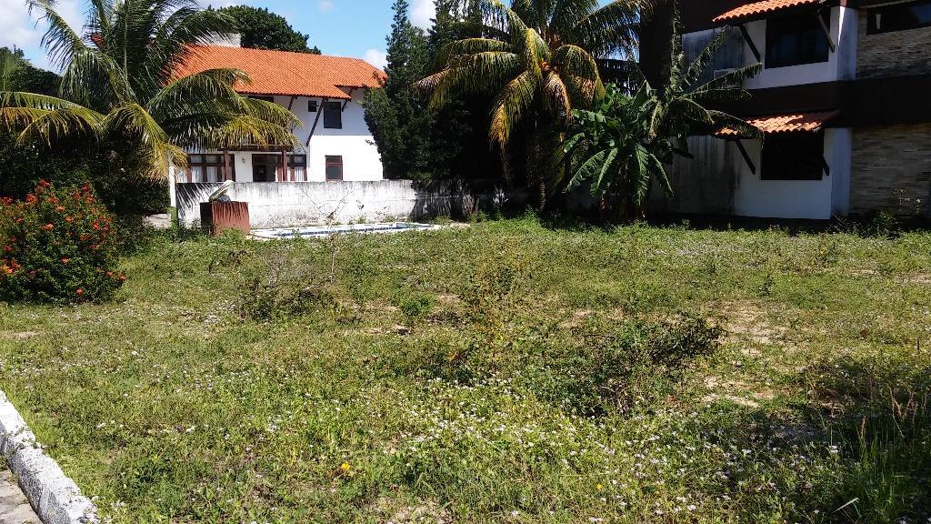 Terreno residencial à venda, Altiplano, João Pessoa.