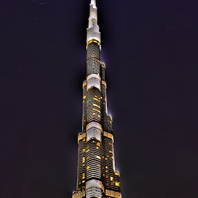 Burj Khalifa by Chirag Mer - Buildings & Architecture Other Exteriors