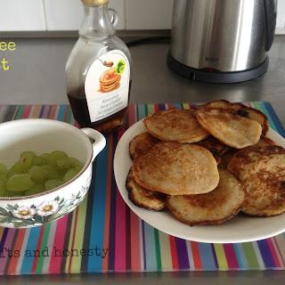 Banana Rice Pancakes Recipes