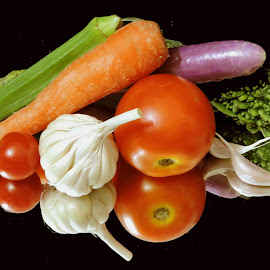 MIXED VEG by SANGEETA MENA  - Food & Drink Fruits & Vegetables