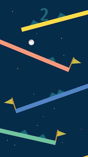 Bounce Down screenshot 2