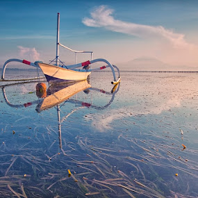 :-} by Gede Agus Swanjaya - Landscapes Waterscapes