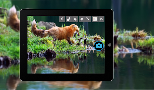 App Professional HD Camera APK for Kindle