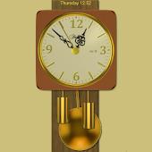 Pendulum Wall Clock APK for Ubuntu