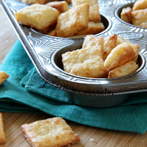 White Cheddar Cheese Crackers