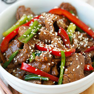 Sweet Sesame Beef Recipes
